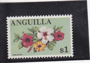 Anguilla  Scott#  29  MNH