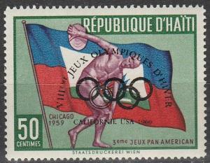 Haiti #451 MNH