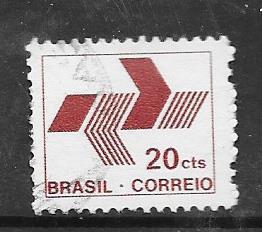 Brazil #1216  (U) CV $0.25