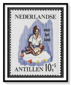 Netherlands Antilles #B74 Semi-Postal MHR