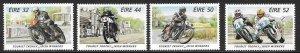 IRELAND SG1004/7 1996 ISLE OF MAN TOURIST TROPHY MOTORCYCLE RACES MNH