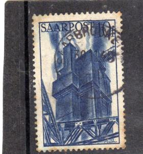 Saarpost Definitives used