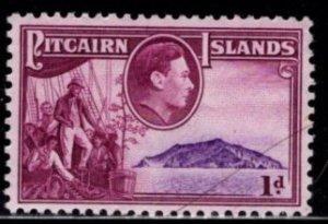 Pitcairn Islands - #2 Fletcher Christian - MLH