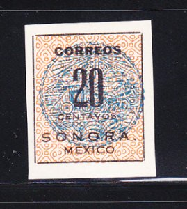Mexico 399 MH Numeral (A)