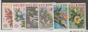 Bermuda Scott #323-328 Stamps - Mint NH Set