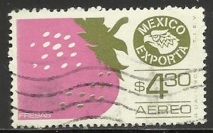 Mexico Air Mail 1982 Scott# C495 Used