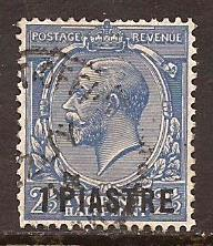Great Britain Offices Turkish Empire  #  41  used
