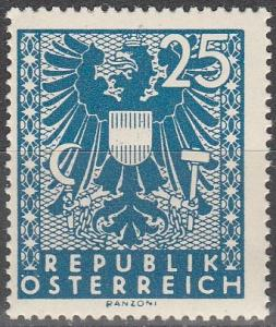 Austria #443 MNH