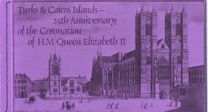 Turks & Caicos Islands #354 Booklet (MNH) CV$3.75