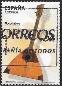 Spain 3841b Used - Stringed Instruments - Balalaika - Socked on the Nose