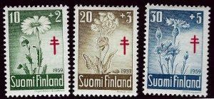 Finland SC B154-B156 Mint VF...Bid on a Bargain!!