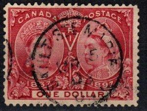 Canada #61  Used CV $700.00 (X5694)