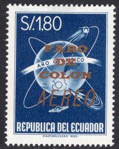 ECUADOR SCOTT C422