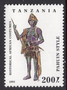 Tanzania 1199 MNH VF
