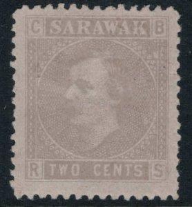 Sarawak #3* no gum CV $25.00