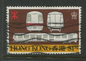 Hong Kong - Scott 359 - General Issue - 1979 - FU - Singlw $1.30c Stamp