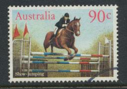 Australia SG 1012 - Used PO bureau Cancel