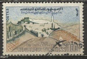 Tunisia 1959 Sc. # 362; O/Used Single Stamp