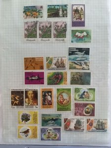 Grenada   stamp  page R23499