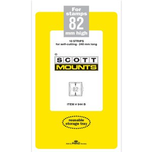 Scott Mount 82 x 240 mm  (Scott 944 Clear)