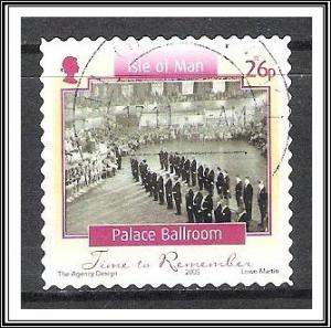 Isle of Man #1114 Everyday Life S/A Used