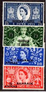 BAHRAIN 92-5 MNH SCV $15.25 BIN $9.15 ROYALTY