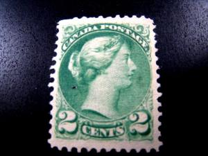CANADA - SCOTT # 36 - Used                   (can-4)