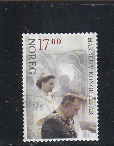 Norway  Scott#  1786  Used
