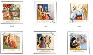 Guernsey Sc 1045-0 2009 Henry VIII stamp set used