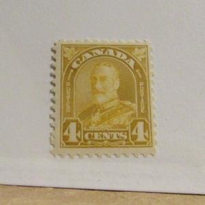 CANADA Scott #168 ** MNH stamp, fine +