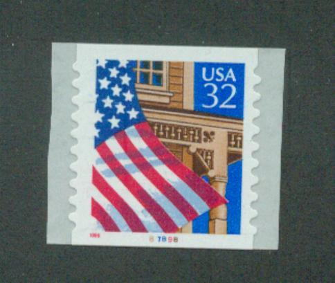 U.S. Scott 2915A VF MNH PNC Single