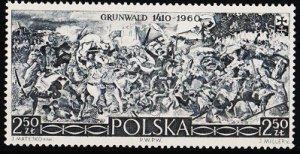 Poland. 1960 2z50 S.G.1170 Unmounted Mint