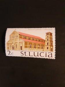 *St. Lucia #262                   MH