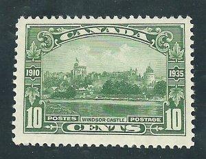 Canada 215   Mint  NH  VF 1935   PD