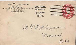 United States, Machine Cancel, Postal Stationery