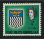 Northern Rhodesia  SG 79 SC# 79 MH - see details