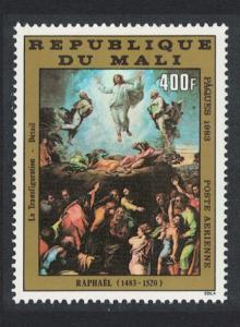 Mali Raphael Easter issue 1983 SG#957