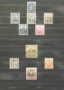 4228   Chile   MNH/U # 28,124,145,181,182,185,AR9,C6A,C6C,J46         CV$ 5.05
