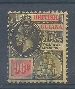 Br. Guiana 189 LH