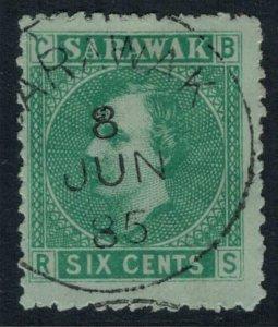 Sarawak #5 CV $4.75