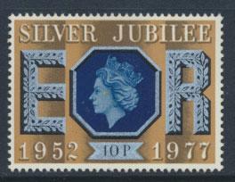 Great Britain SG 1035  - MUH - Royal Silver Jubilee