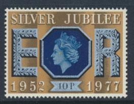 Great Britain SG 1035  - MUH - Royal Silver Jubilee