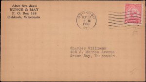 United States, Wisconsin, 1930's Commemoratives