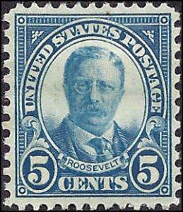 637 Mint,OG,HR... SCV $1.90