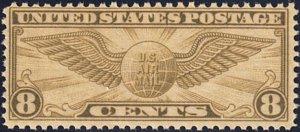 US Scott # C17 F-VF MNH