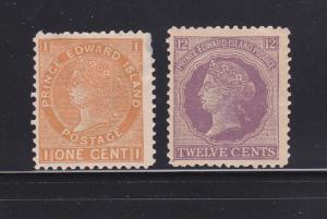 Prince Edward Island 11, 16 MHR Queen Victoria