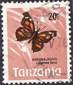 Tanzania #38 Used
