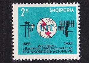 ALBANIEN ALBANIA [1965] MiNr 0939 ( **/mnh ) UNO