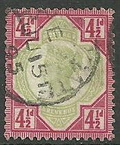 GB  - 117 - Used - SCV-42.50