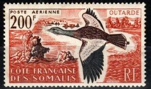 Somali Coast #C23 F-VF Unused  CV $22.50 (X979)
